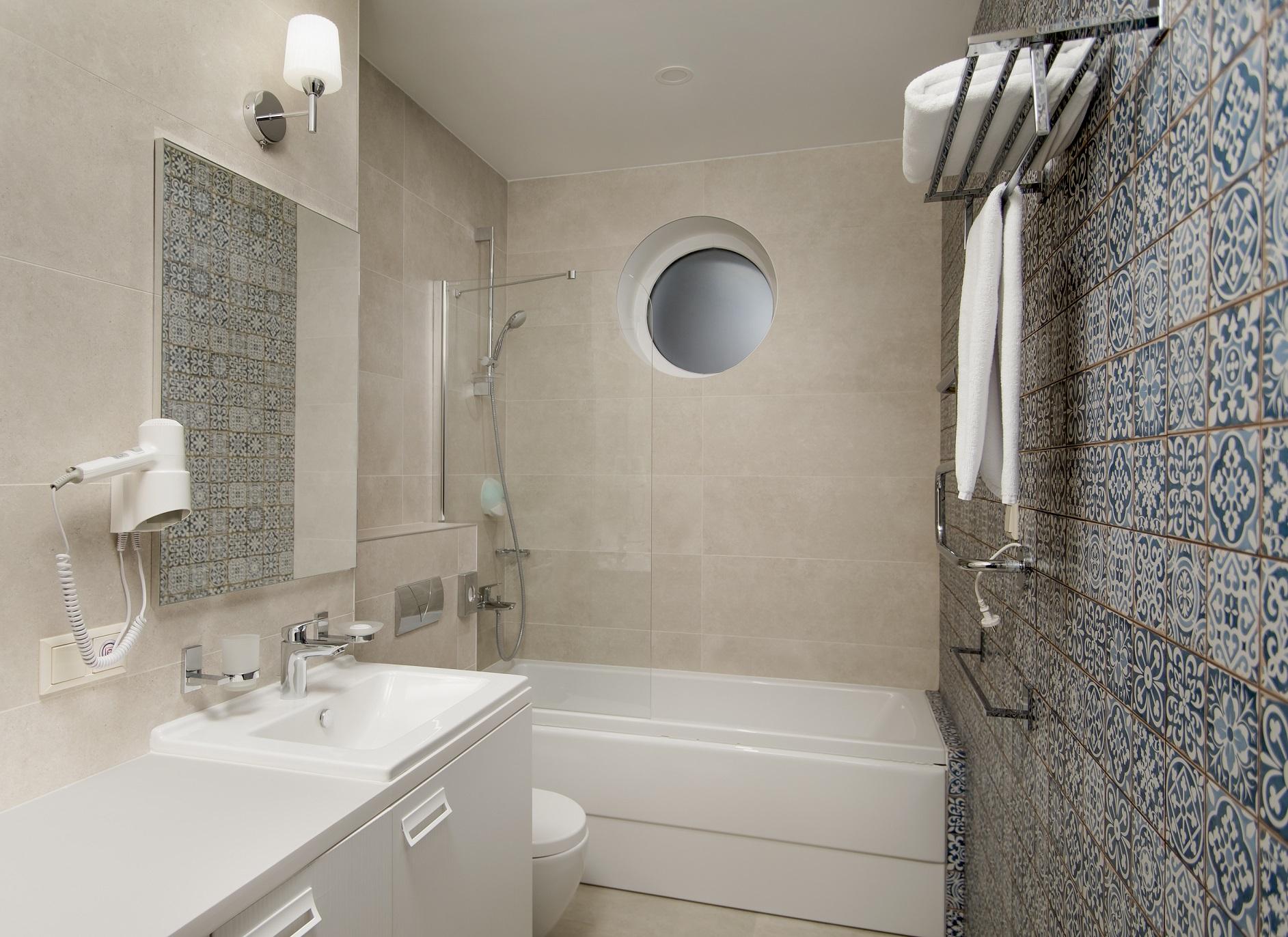 Iconic Bathroom