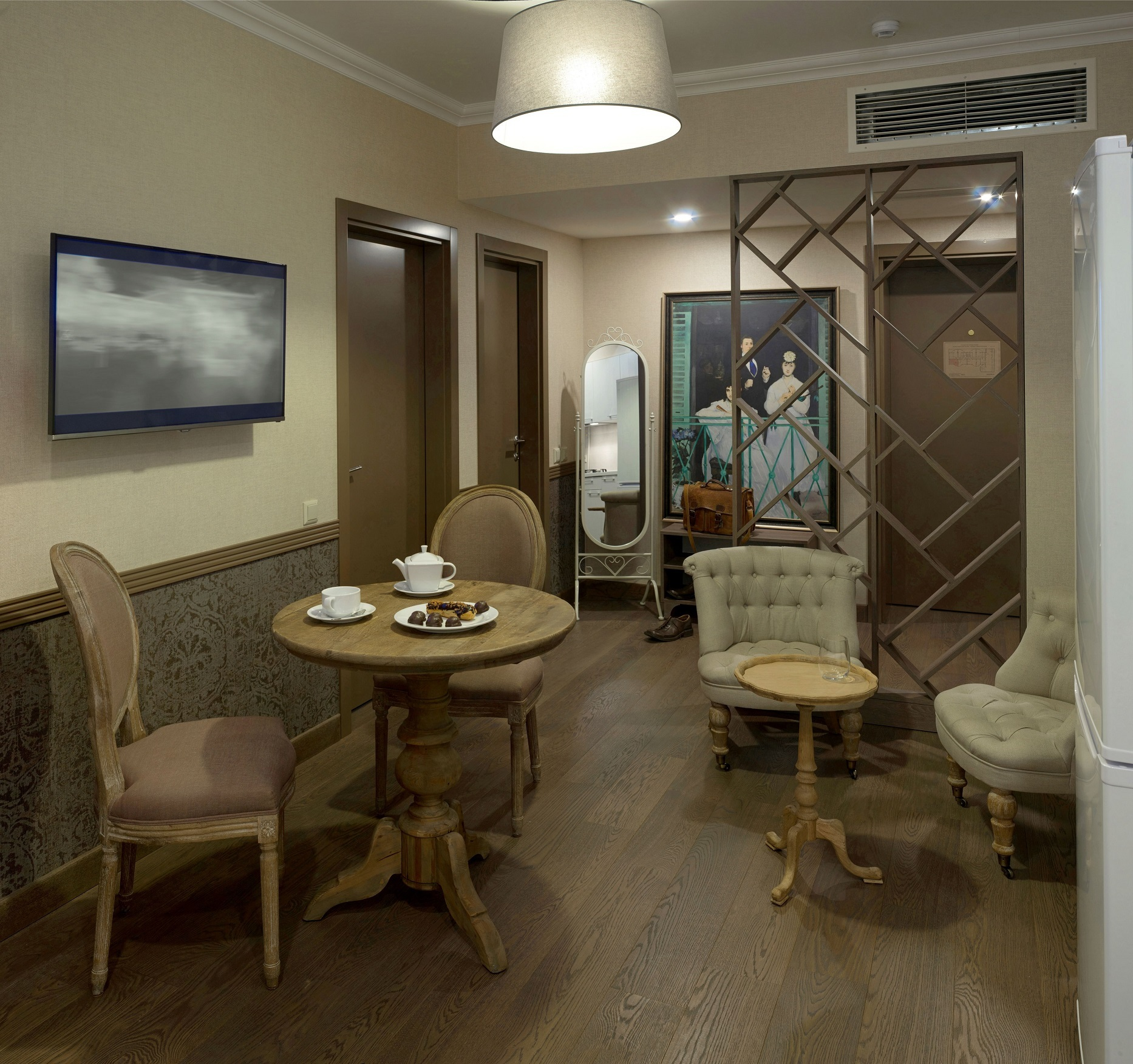 Iconic room
